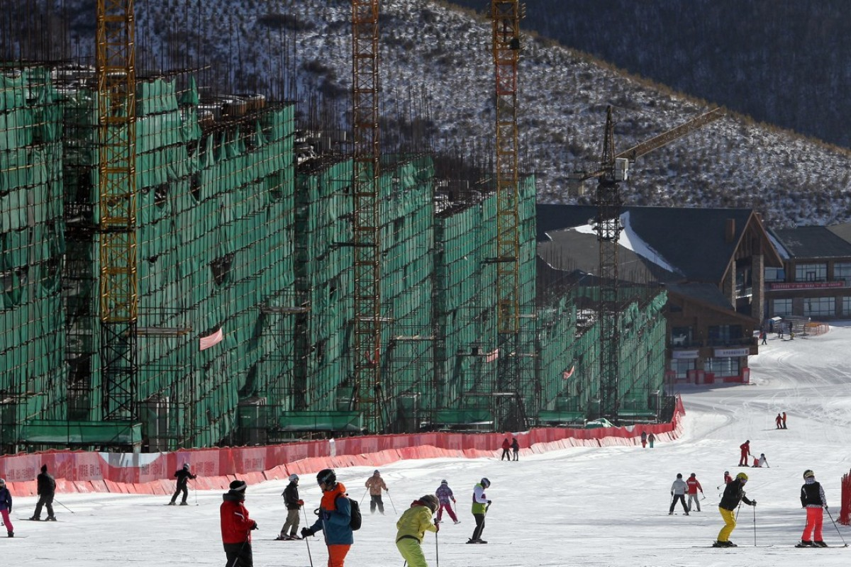 Country's major developers drifting in numbers into Olympic