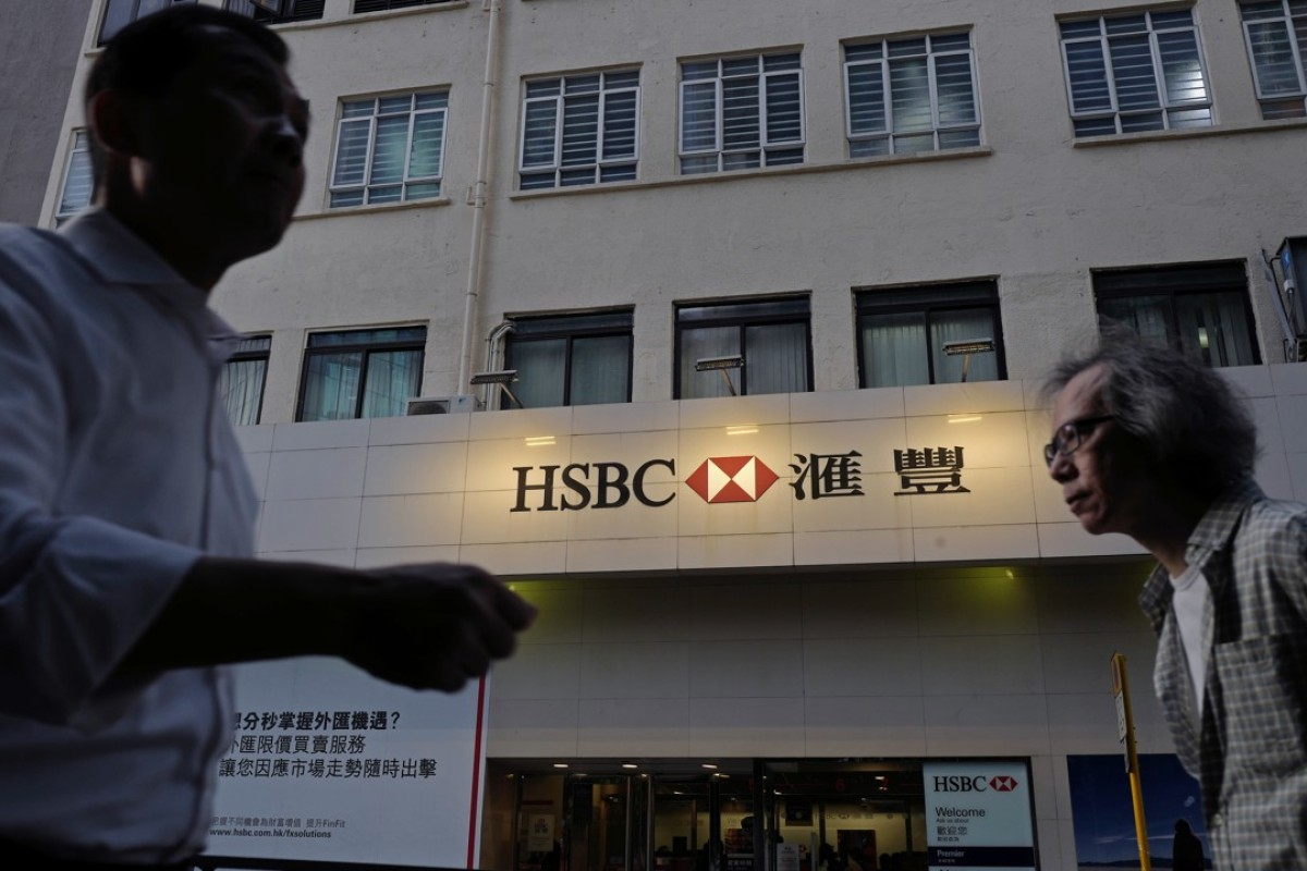 HSBC Private Bank fined record HK$400 million, as appeals