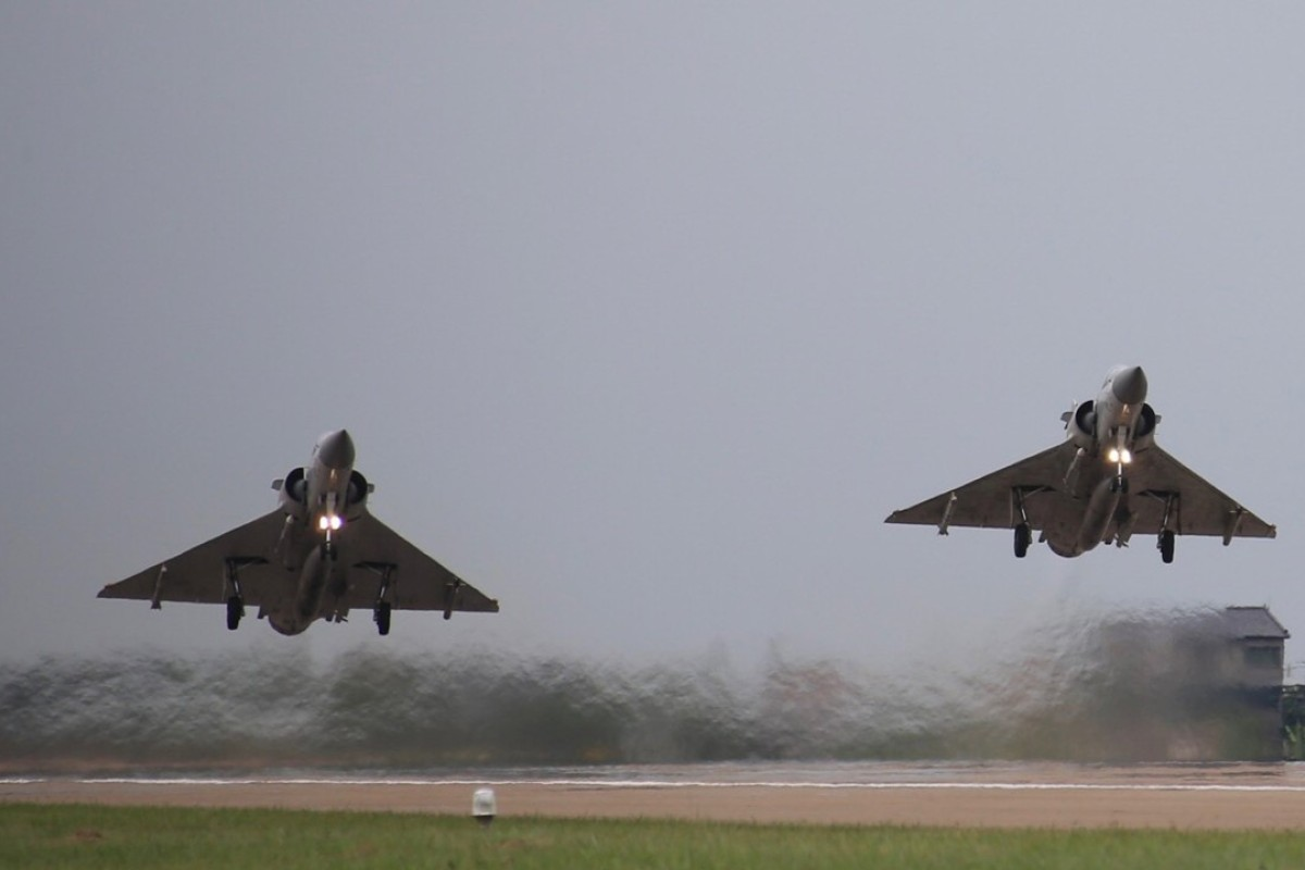 Cost of Taiwan's ageing Mirage jets in spotlight again as