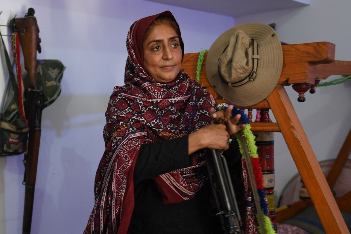Pakistan's toughest woman': when 200 armed men surrounded her home