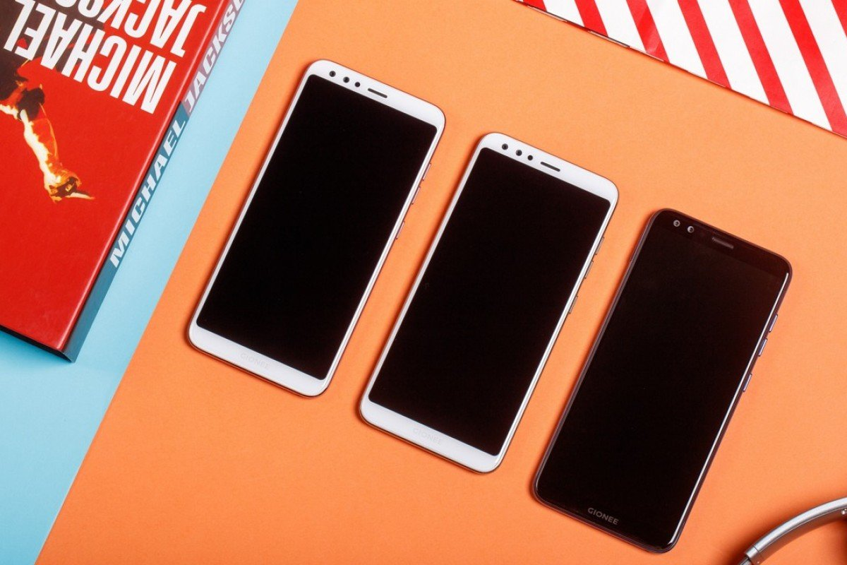 China's Gionee offers budget alternative to the iPhone X for