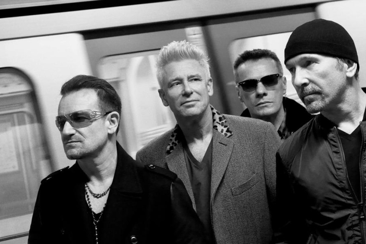 U2's new album, Songs of Experience, is worth the wait and a