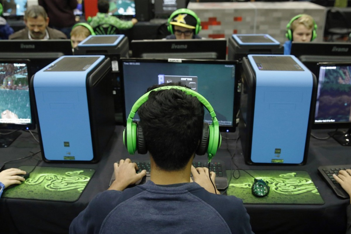 China seeks to regulate `Wild West' of electronic sports | South