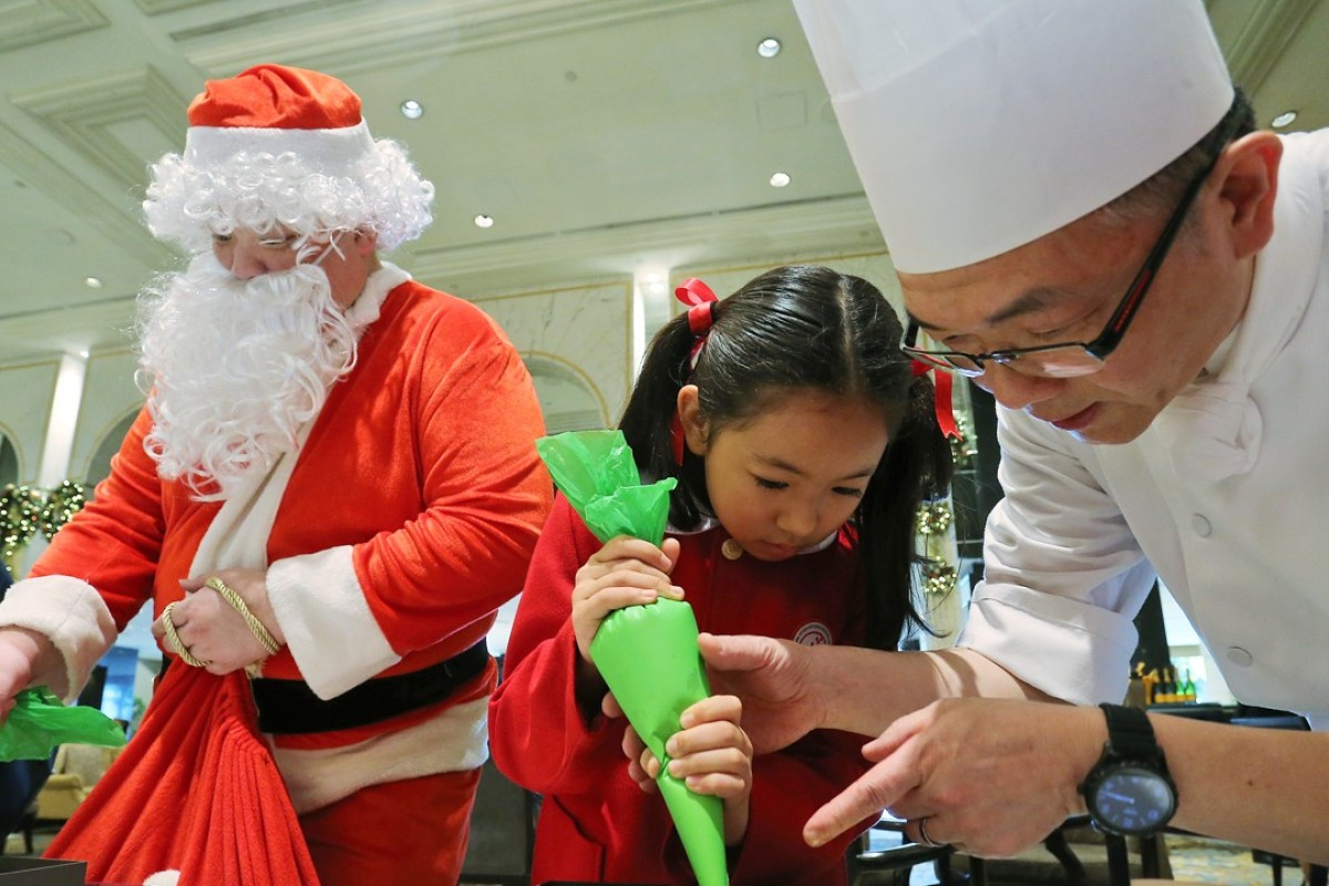 Help With Christmas Gifts.Tasty Sweet Christmas Gifts Help Raise Funds For Hong Kong S