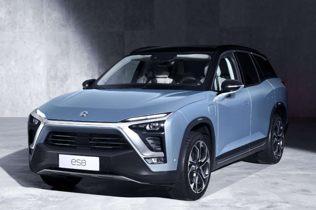 a3ca16a68 This is China's answer to the Tesla Model X – at about half the ...