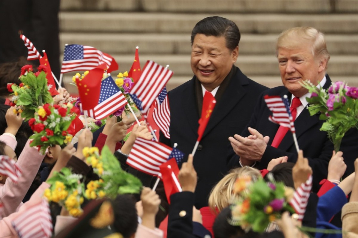 China can fill diplomatic void created by Trump
