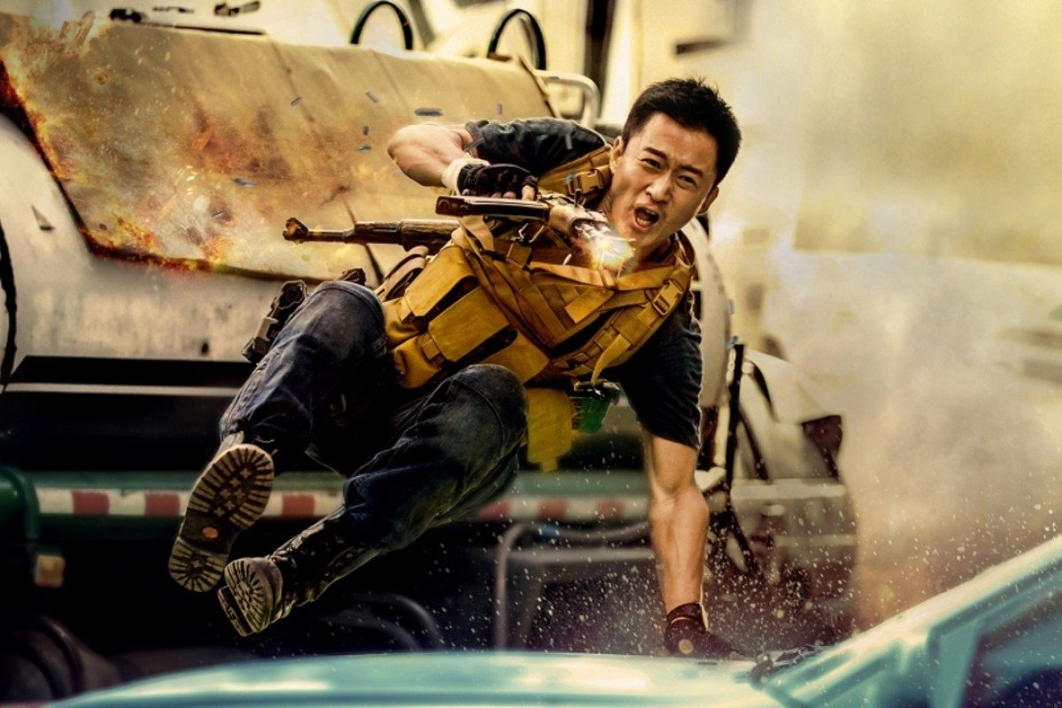 Patriotic Action Movie Wolf Warrior 2 Tops China S Box Office For 2017 But Foreign Films Gain Ground South China Morning Post