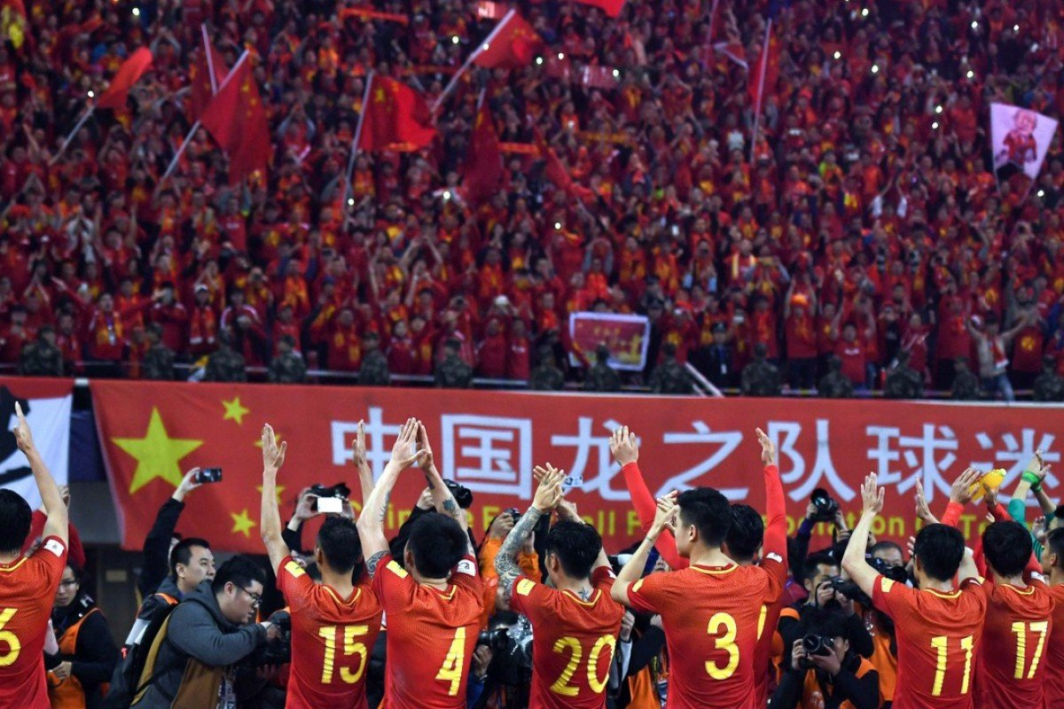Fifa milking Chinese companies for sponsorship shows World Cup dream