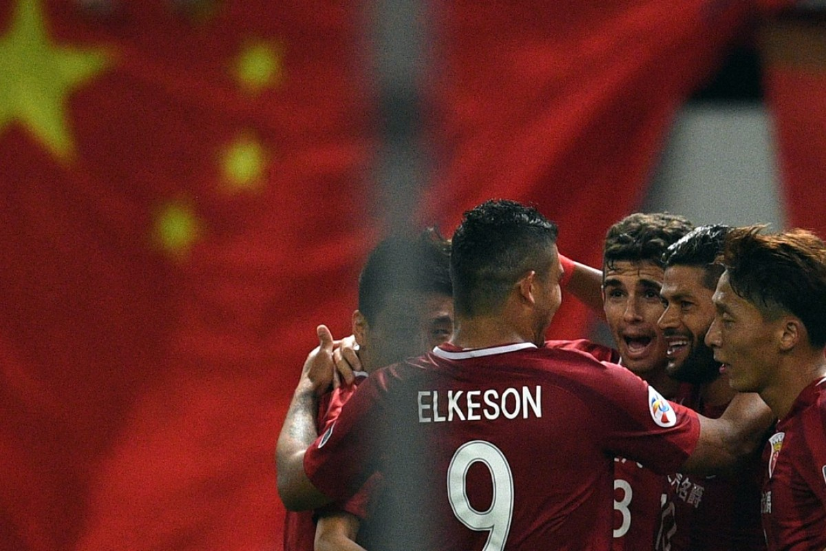 Beijing Guoan keep Chinese Super League record going with