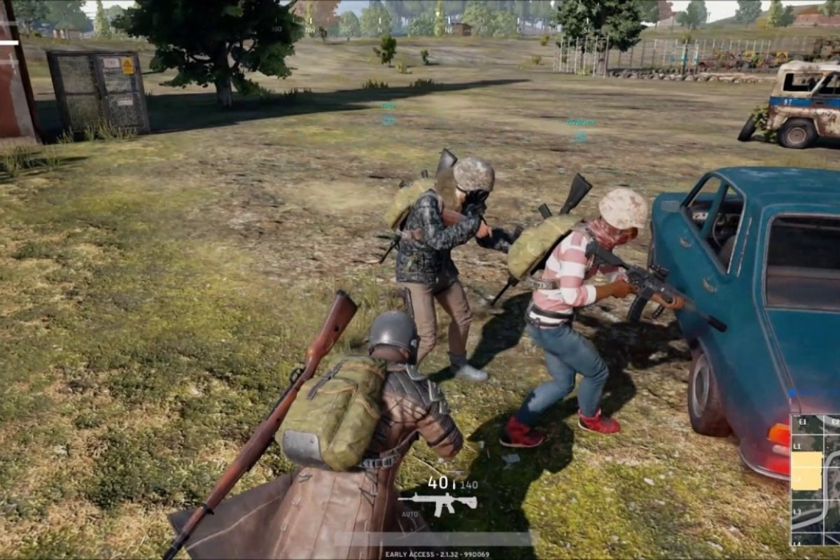 PUBG, one of 2017's biggest games, to be released on PS4