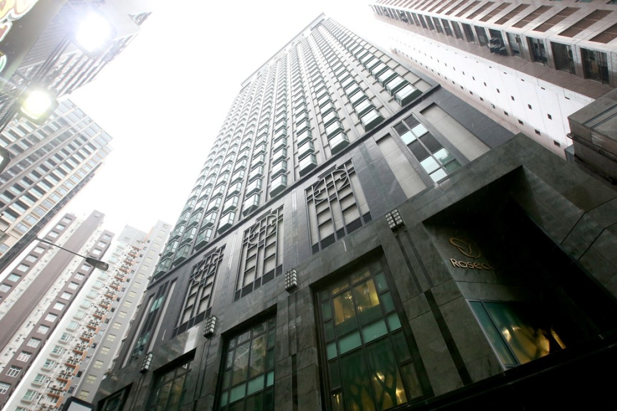 Hong Kong hotels may become office complexes as owners eye bigger