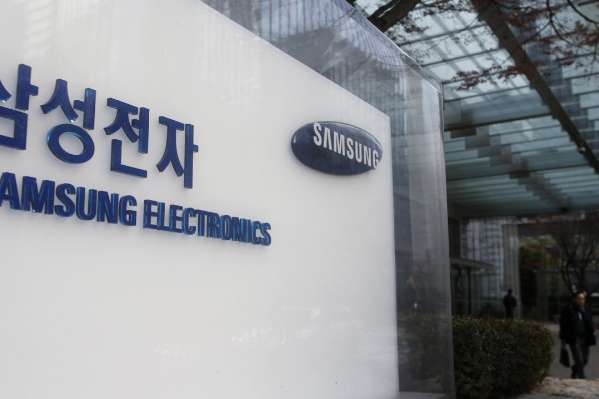 Samsung sued by rights groups over alleged use of child