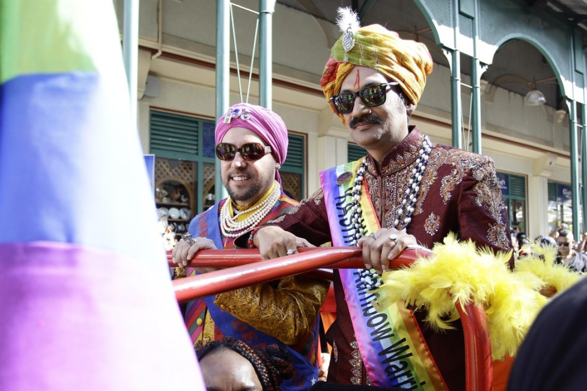 Gay Indian prince throws open his palace doors to vulnerable
