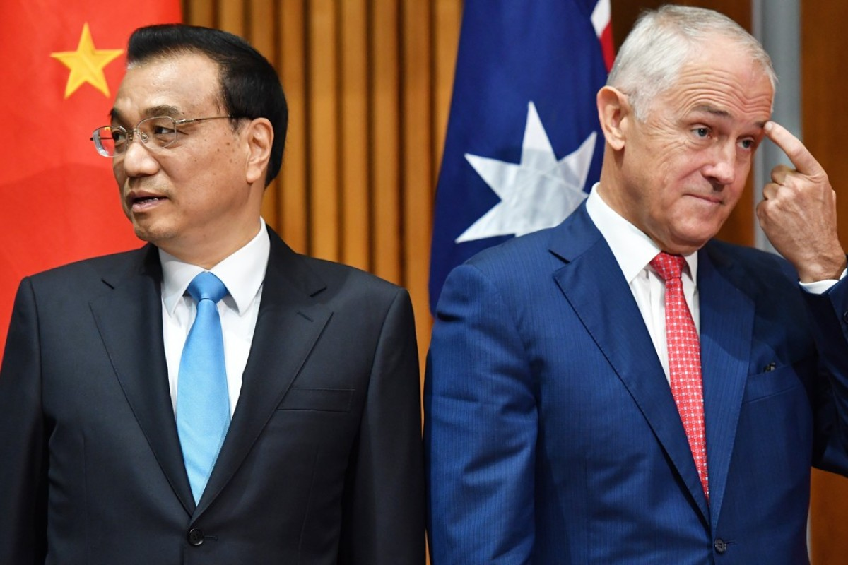 Why Australia's cure for Chinese influence is worse than the disease