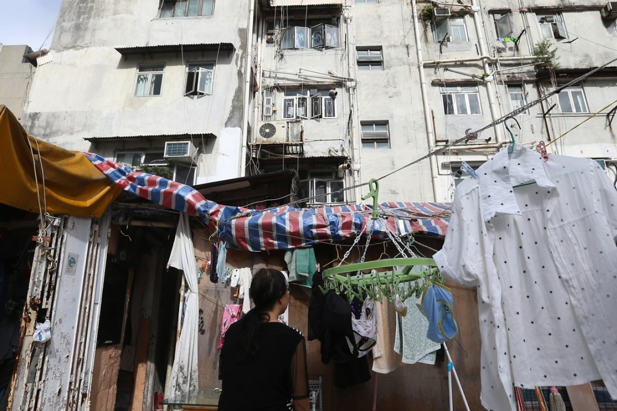 Hong Kong housing policy should focus on those living in the