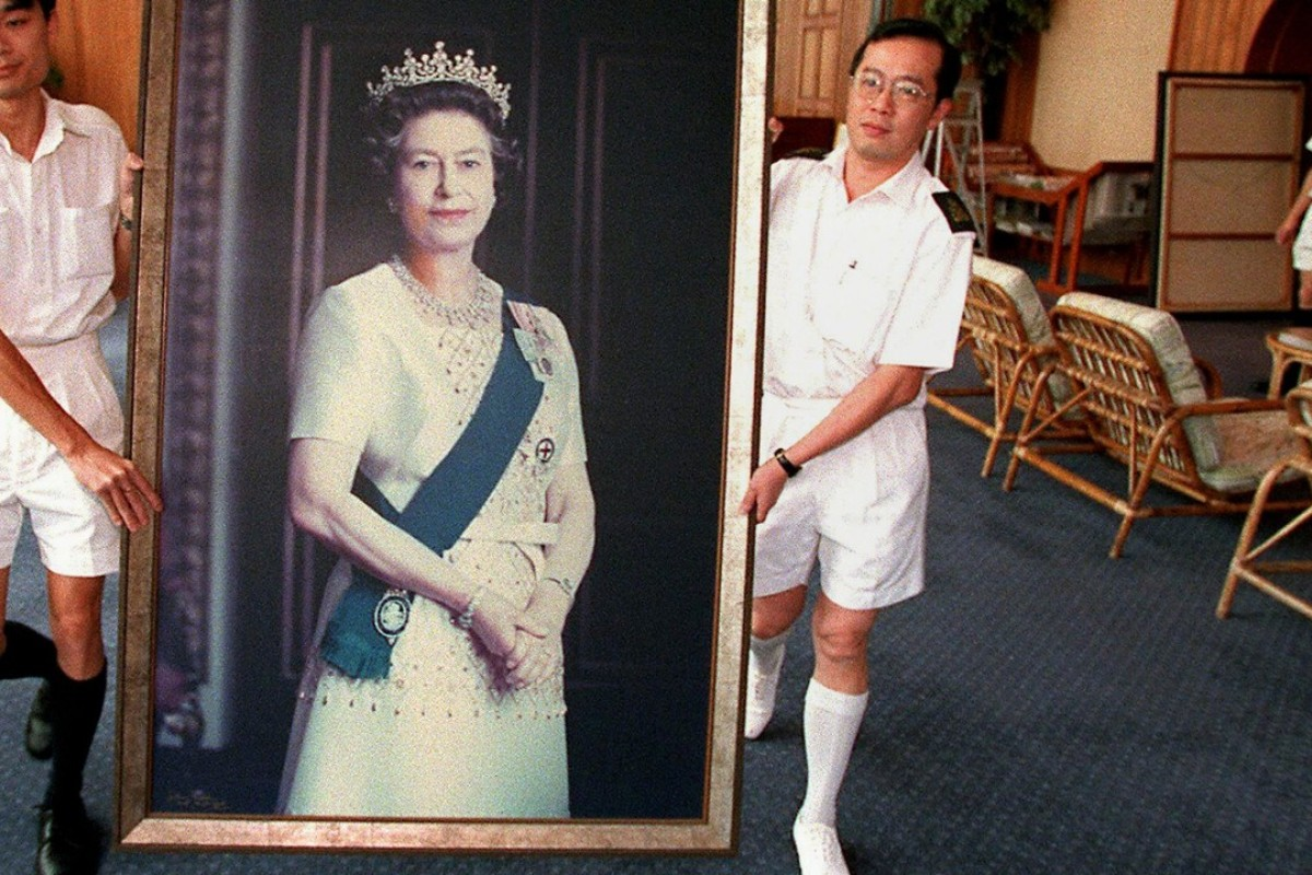 Who gained the most from Hong Kong's colonial era: Britain, China or