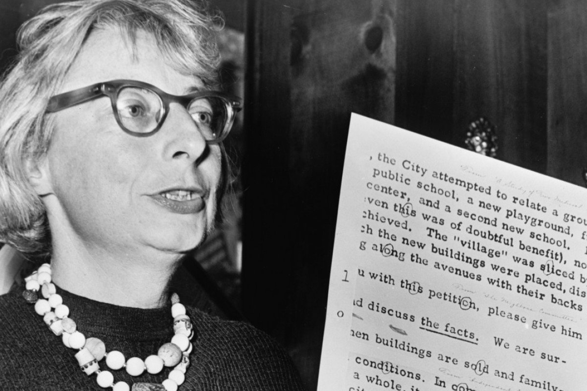 Art house - Citizen Jane: Battle for the City a thrilling account of New York's urban planning legends