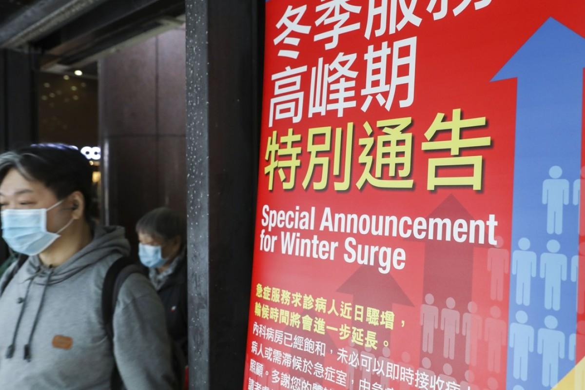 Nine more Hong Kong flu patients die, bringing death toll to