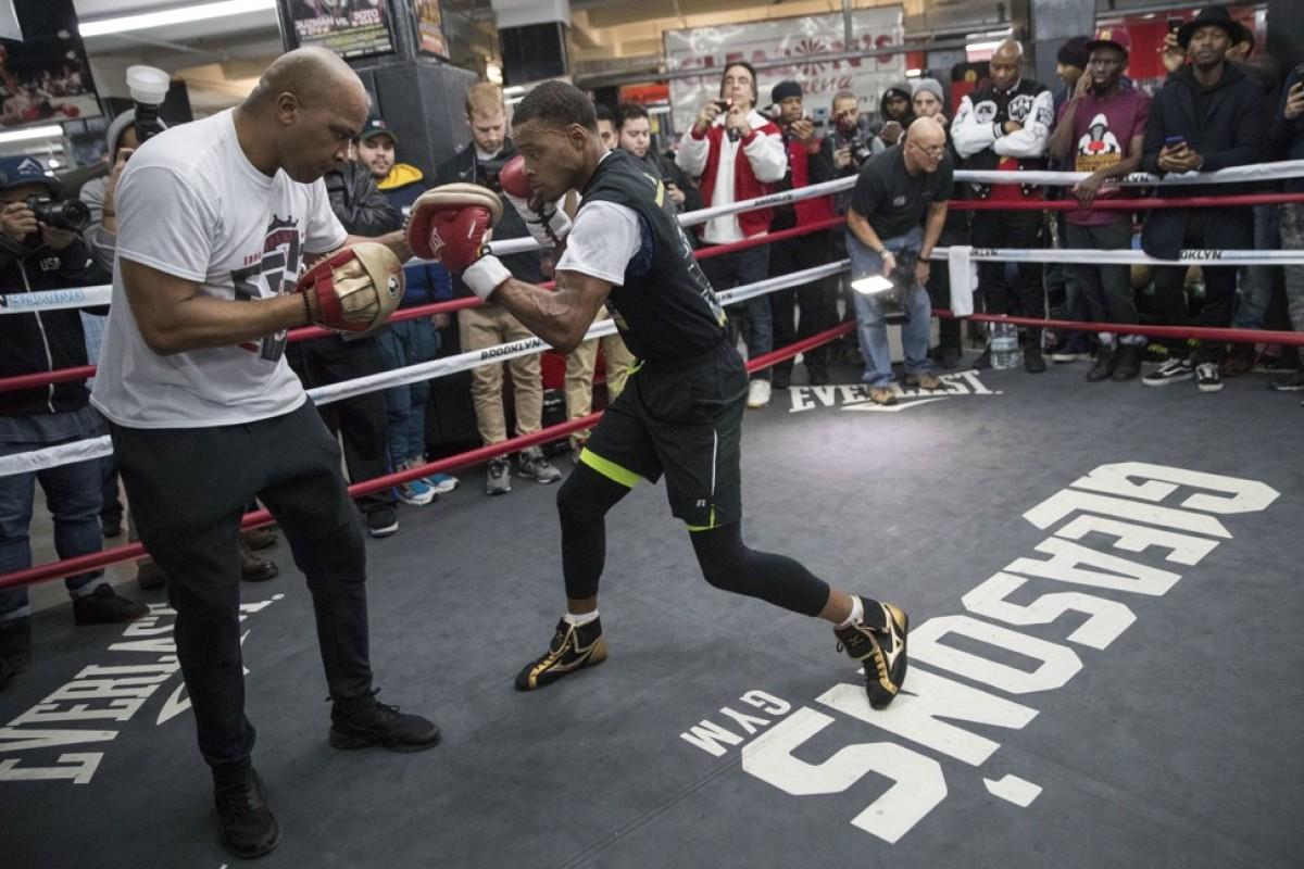Errol Spence puts IBF welterweight belt on line against former