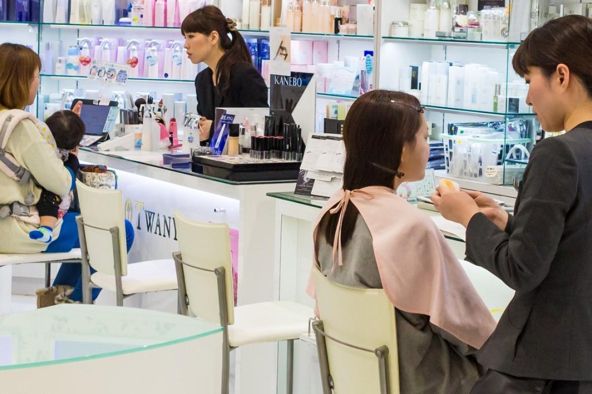 Japanese beauty brands reassert themselves amid K-beauty
