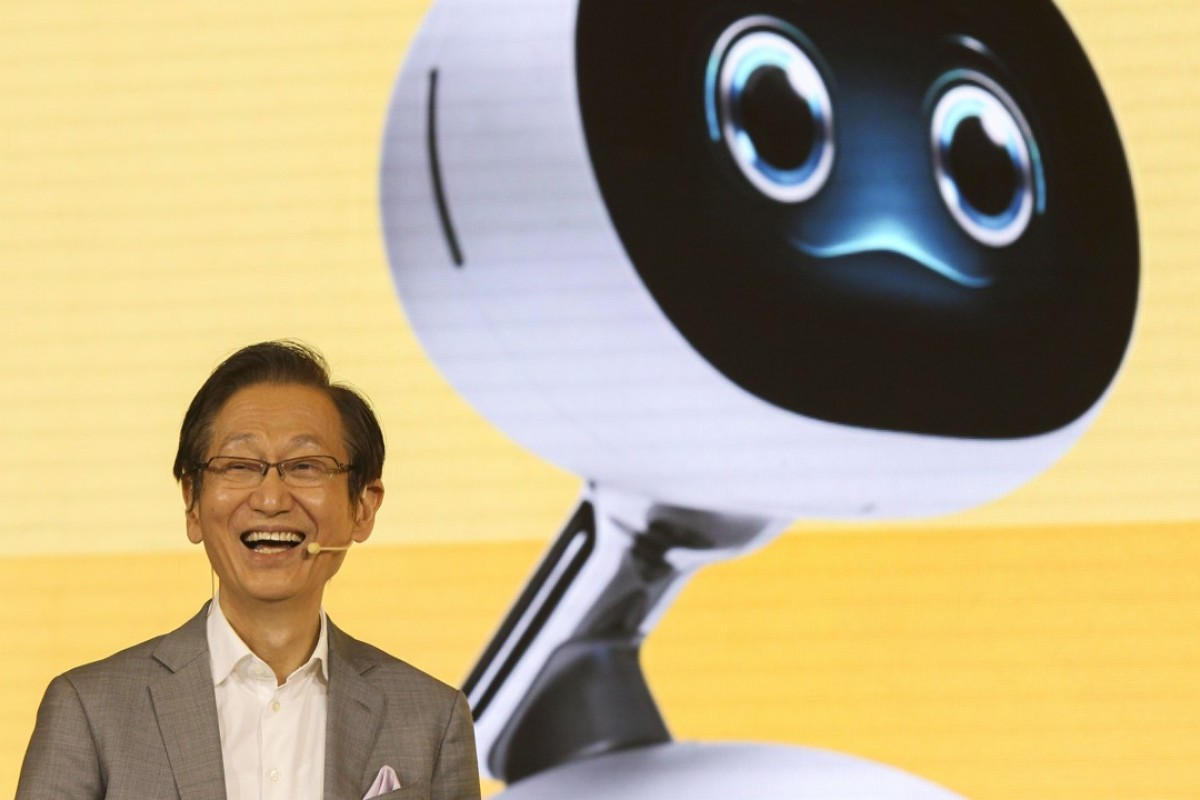 Rise of the machines: 12 Chinese robots taking over our
