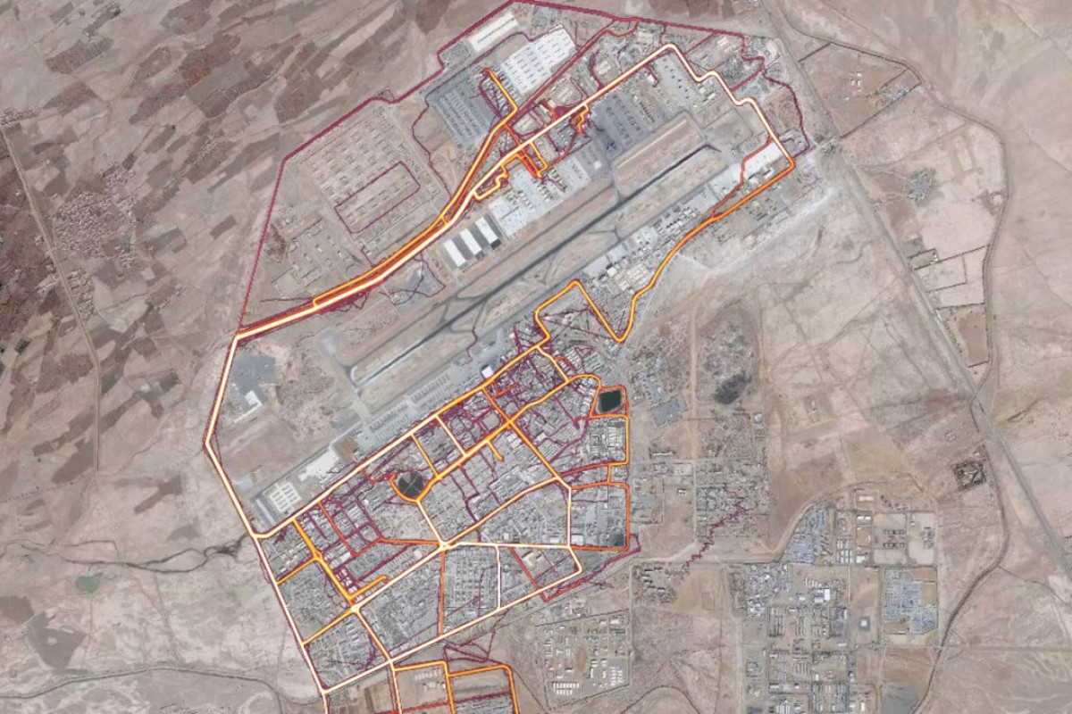 Fitness tracking app Strava reveals location of secret US army bases