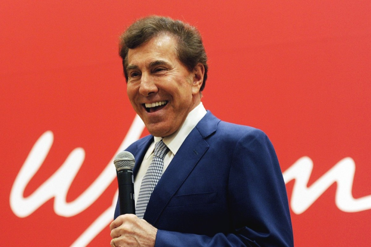 Wynn Macau's stock hammered in fallout from Steve Wynn sexual