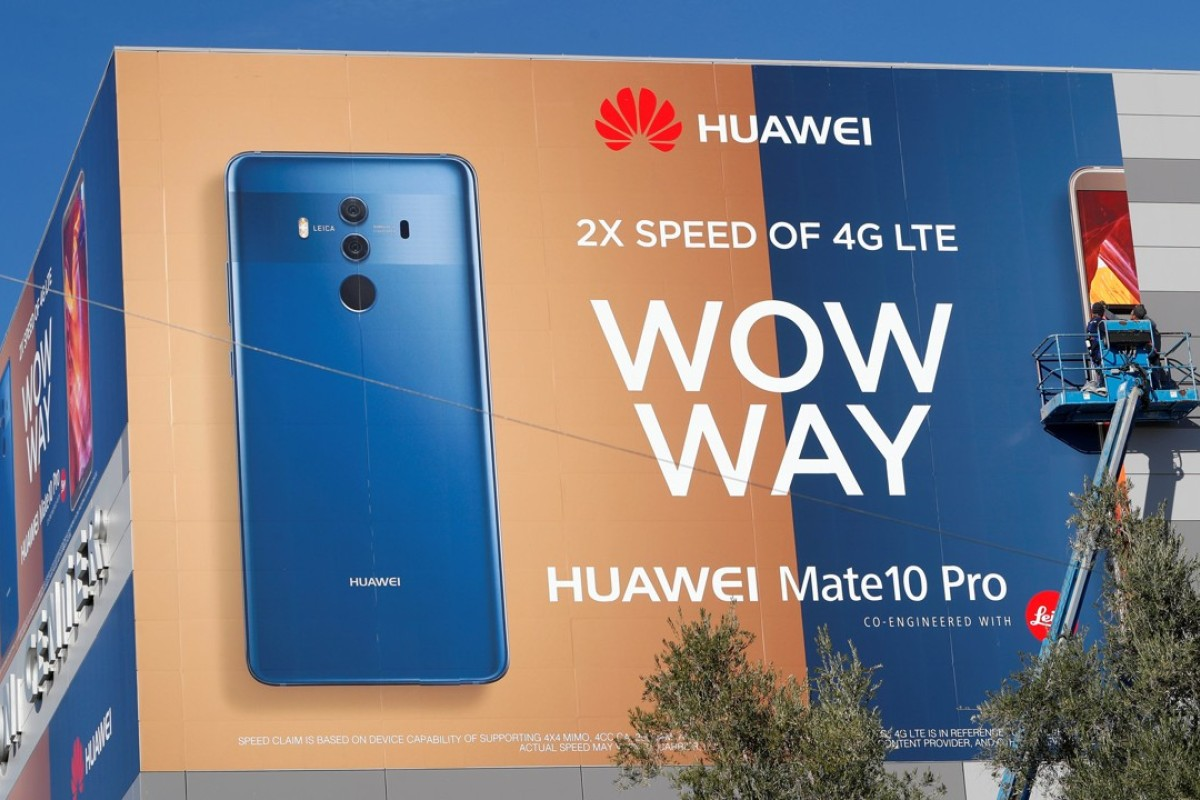 Huawei's US expansion hits another speed bump as Verizon