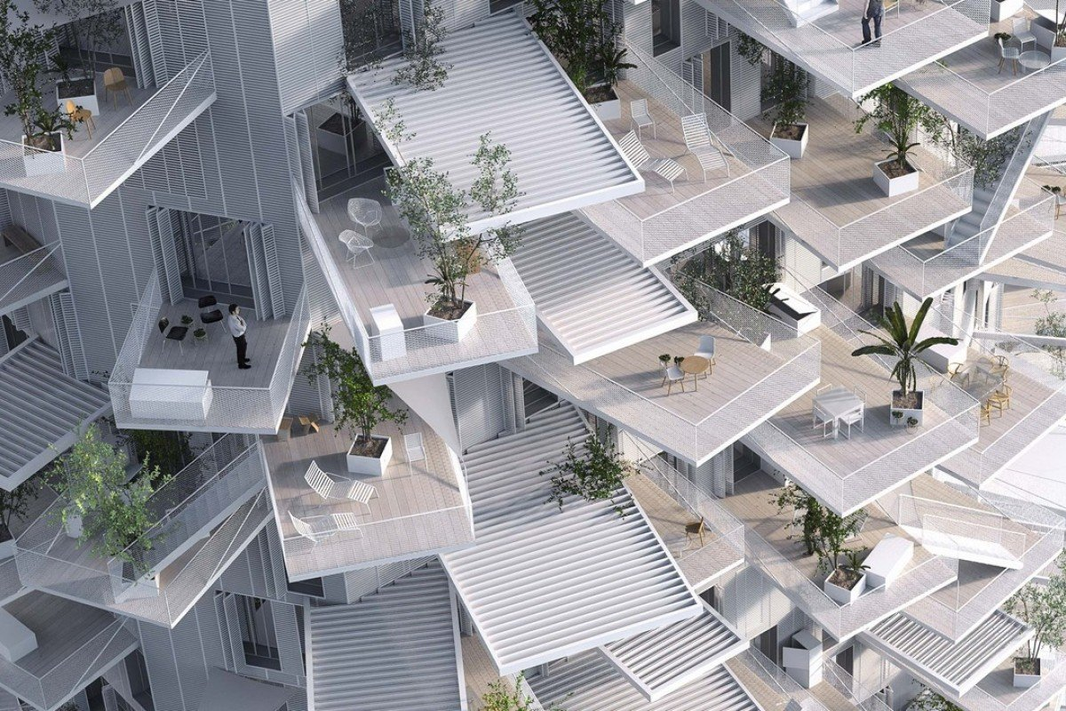 How architects are changing high-rise living with amazing ...