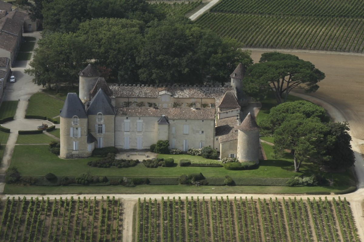 For the best of Bordeaux, take the Graves and Sauternes wine