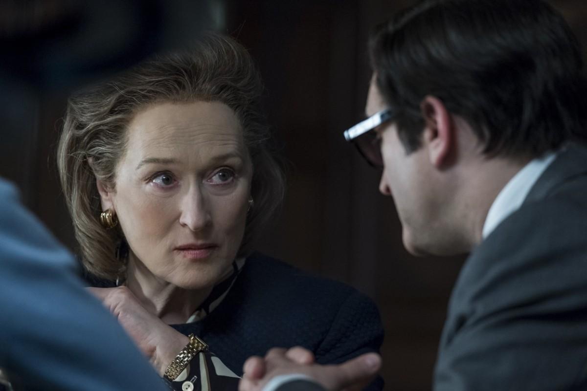 Film review: The Post – Tom Hanks, Meryl Streep shine in