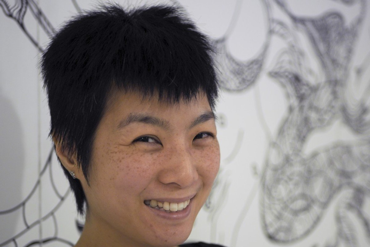 Hong Kong Celebrity Nude hong kong's first nude art festival, the life model behind