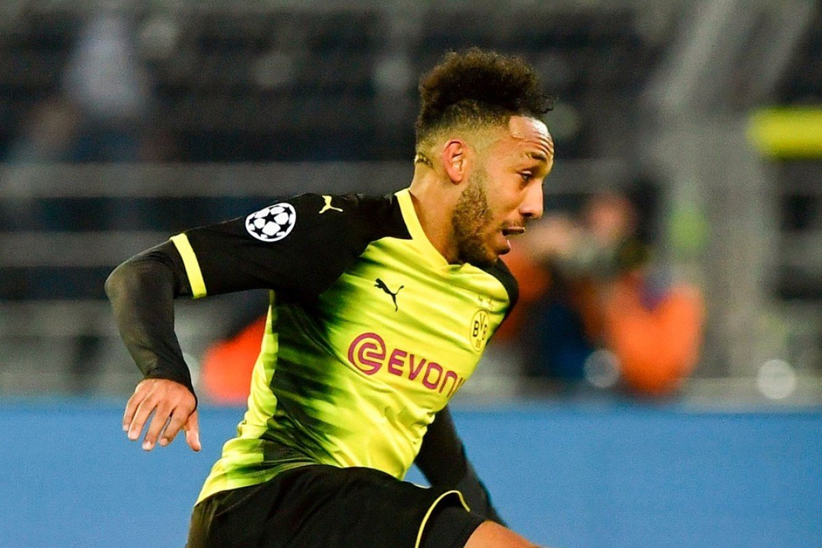 e75f302b8 Pierre-Emerick Aubameyang could be in line to make his Arsenal debut  following his big