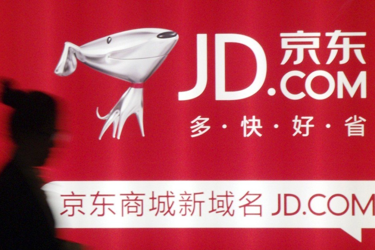 Late to the race, Chinese retailer JD com sees artificial
