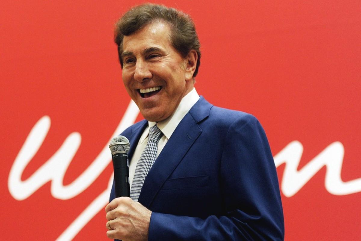 Billionaire Steve Wynn resigns as chairman of Wynn Macau