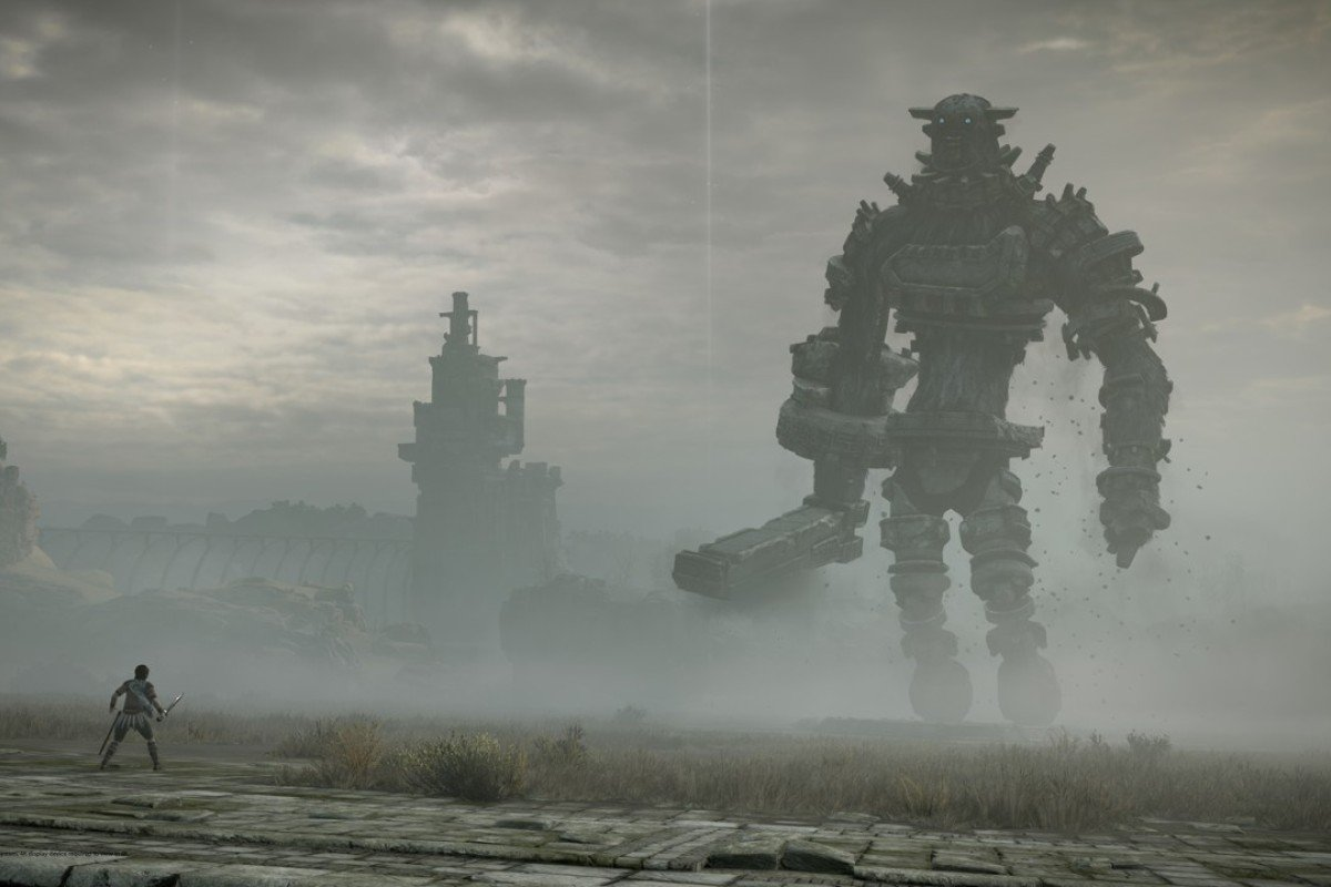 Shadow of the Colossus review: beautiful HD remake is as