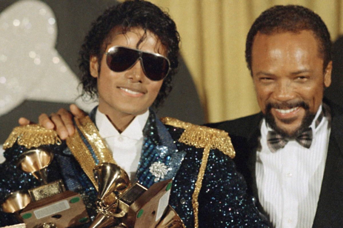 Quincy Jones says Michael Jackson stole songs including