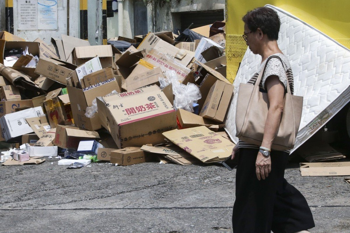 What China's waste import ban teaches Hong Kong about recycling and