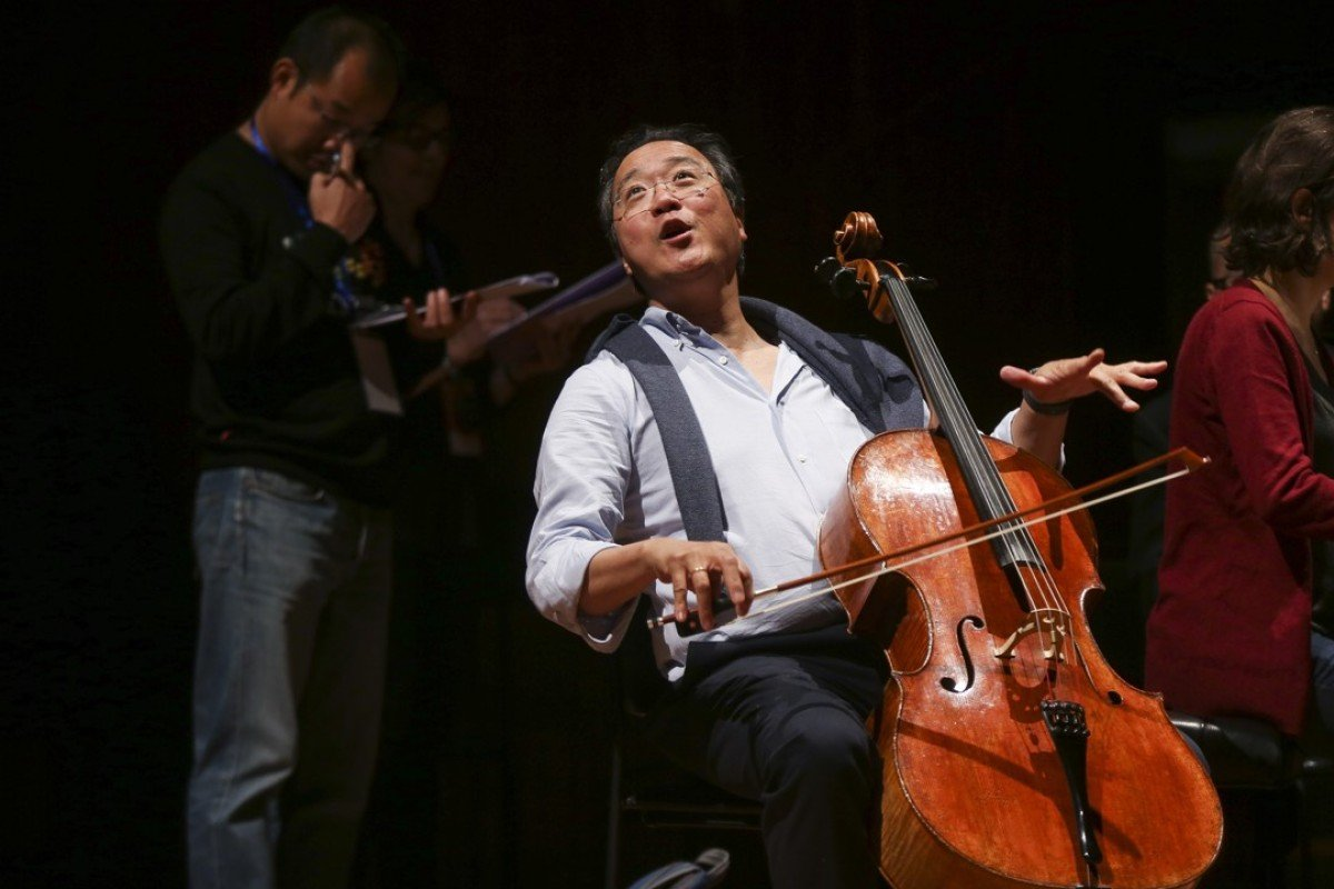At Yo-Yo Ma China music camp, classical musicians learn