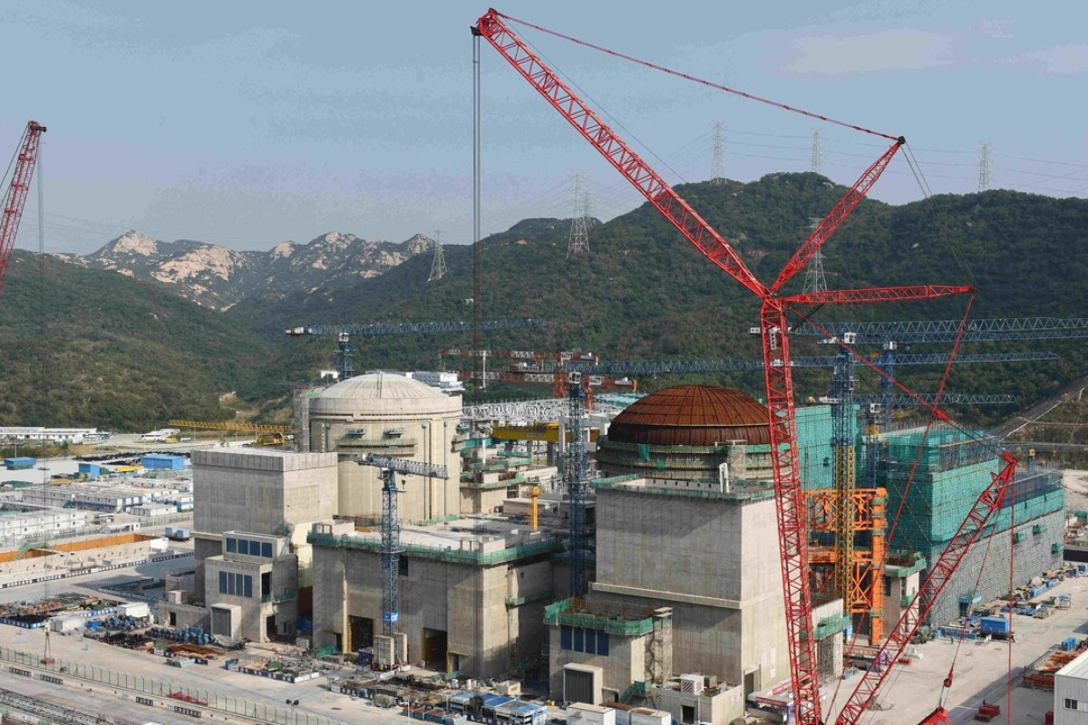 China's nuclear power giant CGN to sell up to 5 billion new