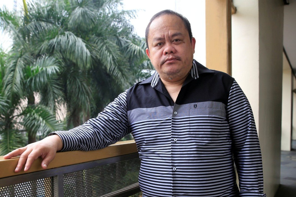 Filipino lawyer Jude Sabio. Photo: Reuters