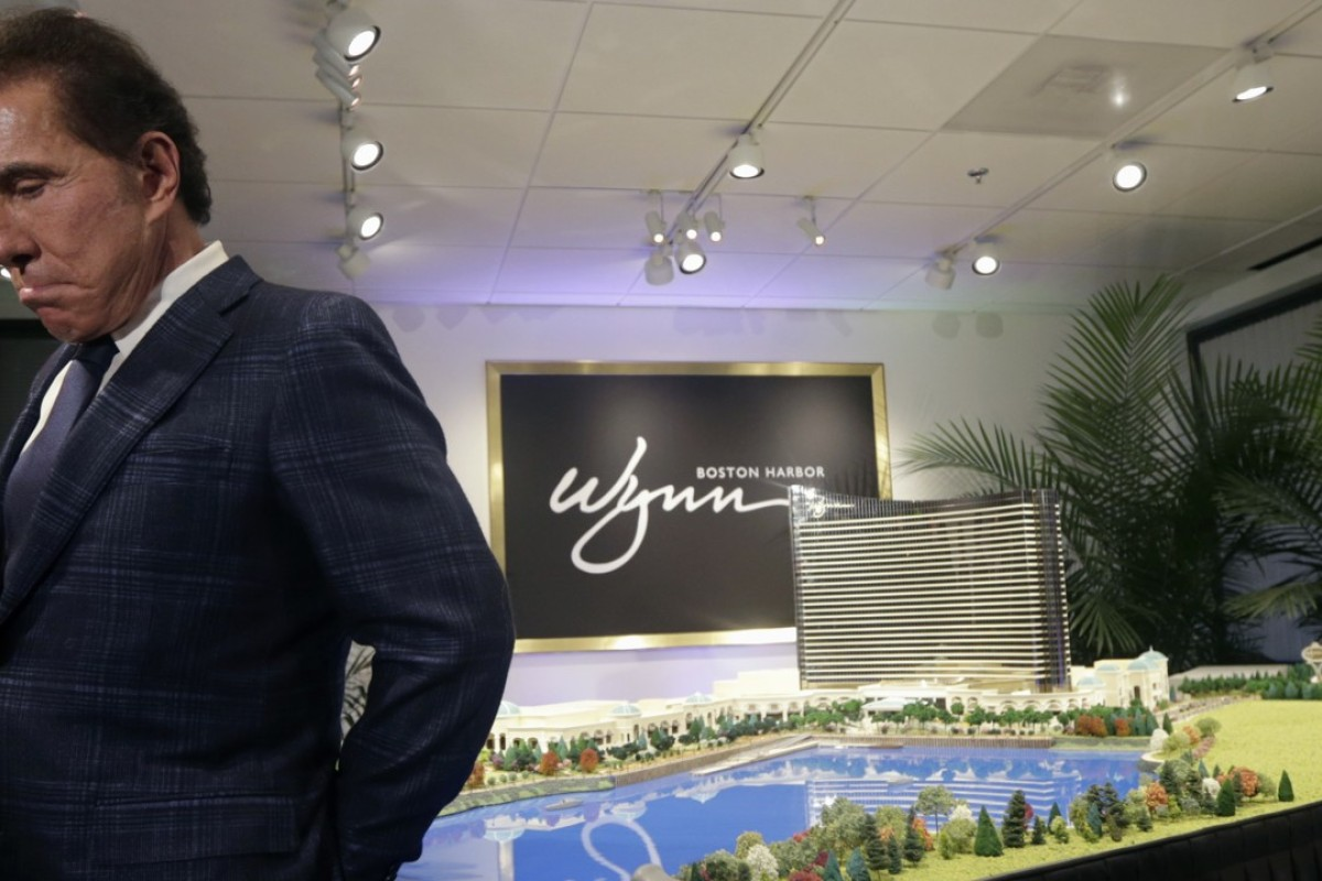 Casino mogul Steve Wynn loses to the house: Gives up