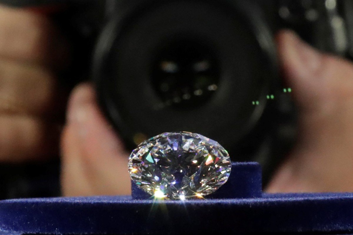 World's biggest miner plans Hong Kong diamond auctions to