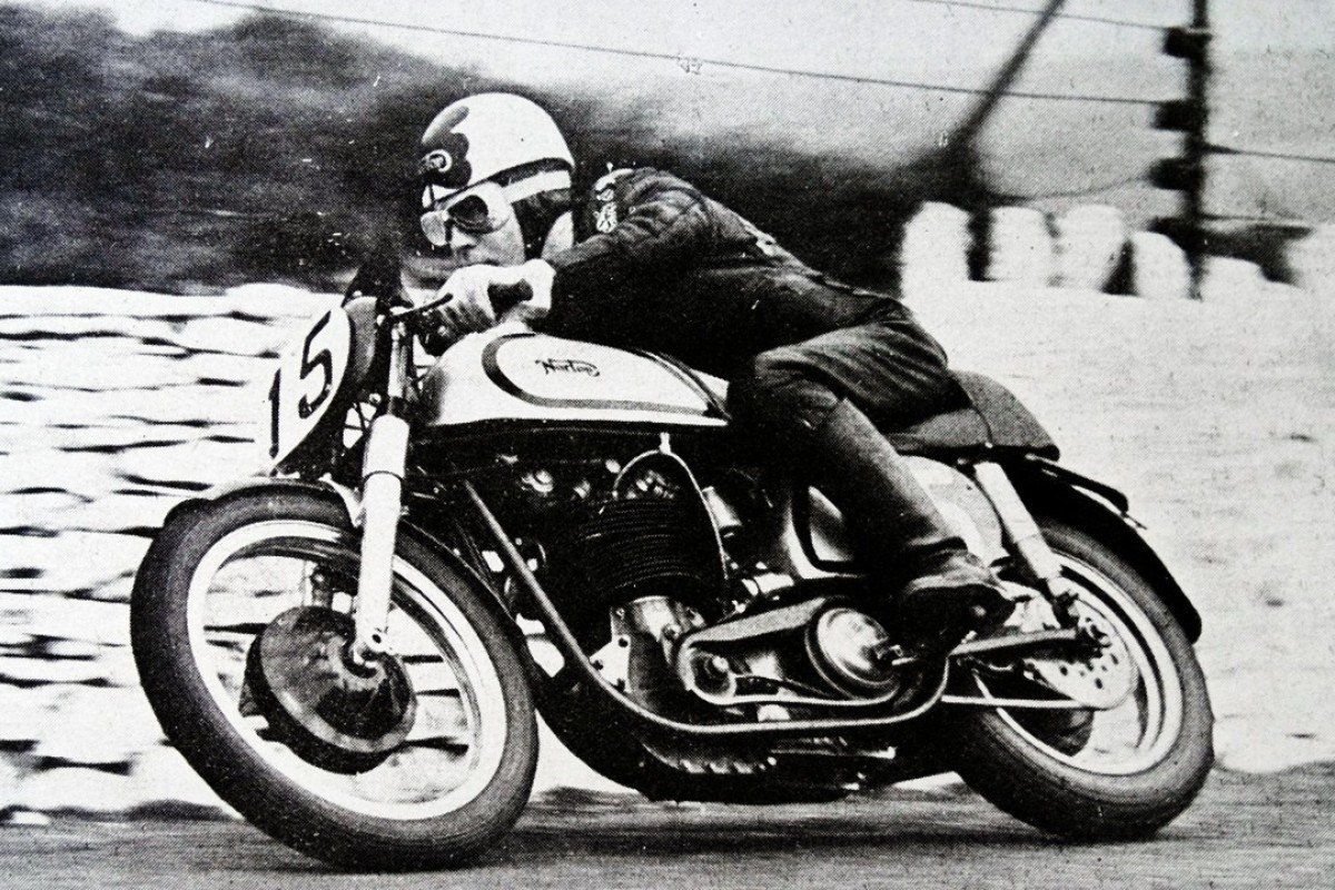 Meet The Saviour Of The Storied Norton Motorcycle South China Morning Post