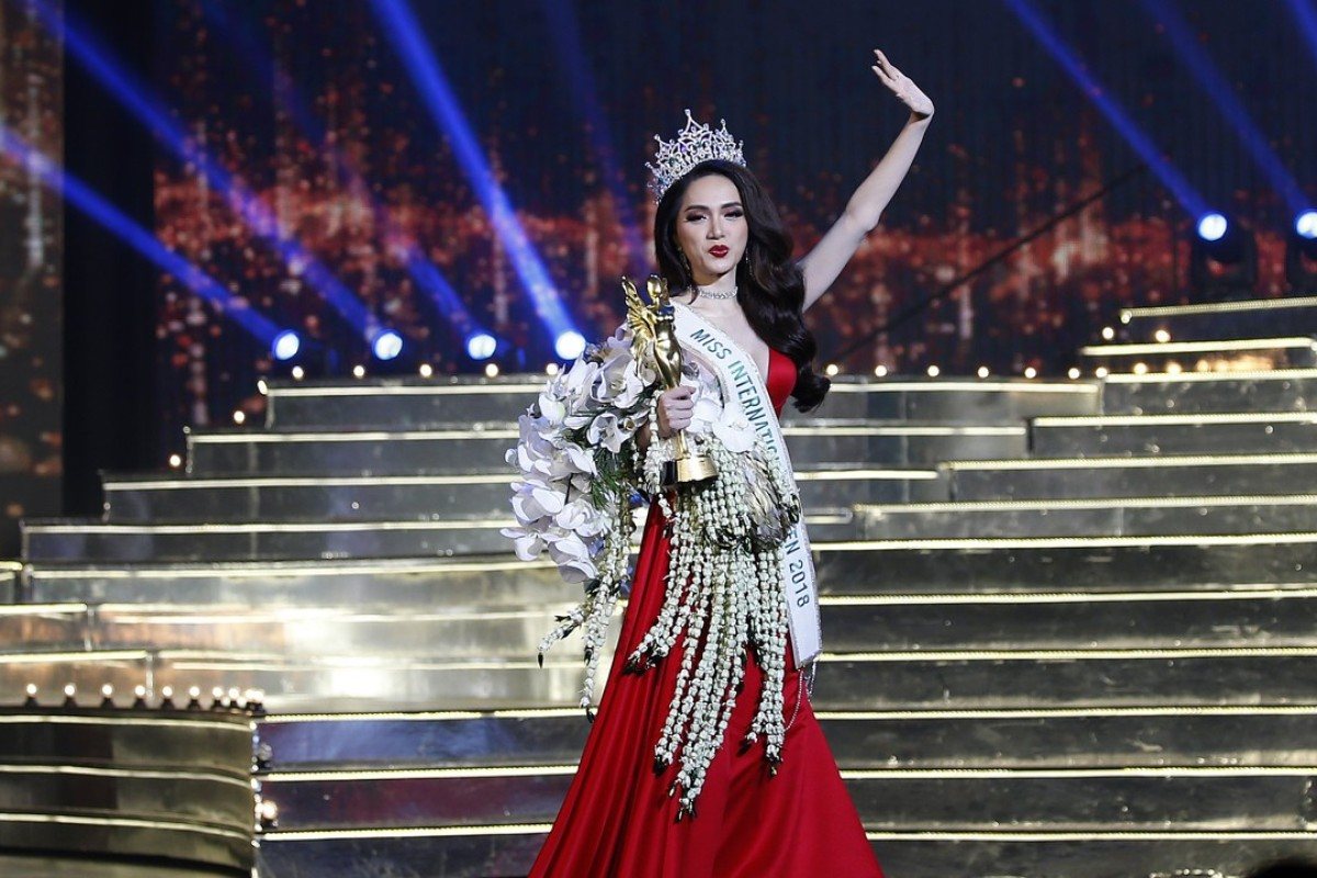 Vietnamese crowned queen in Thai transgender beauty pageant | South