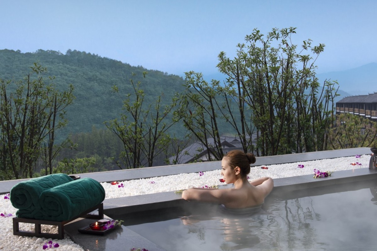 Hot spring resorts in China: best places to relax and