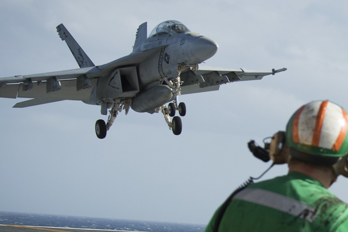 India eyes Boeing's F/A-18 Super Hornet for ageing air force in