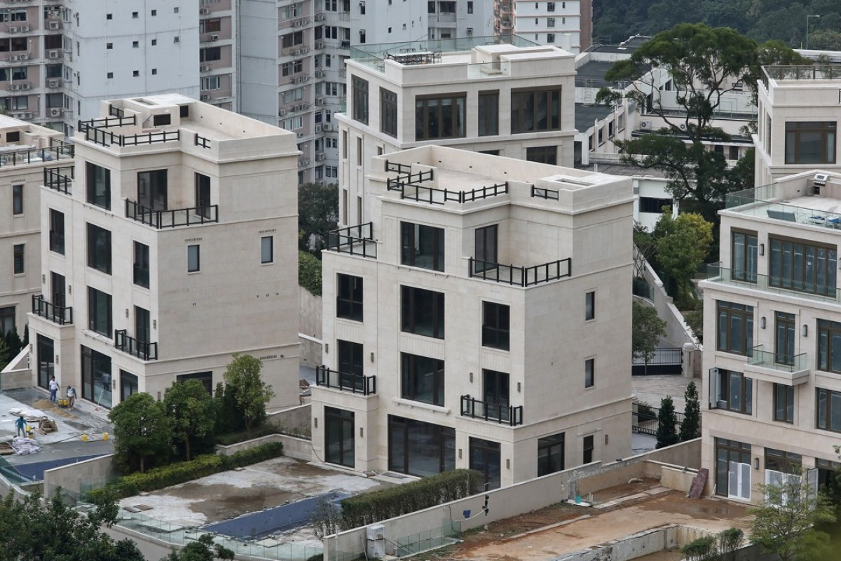 High living: another luxury Hong Kong hilltop house sells for