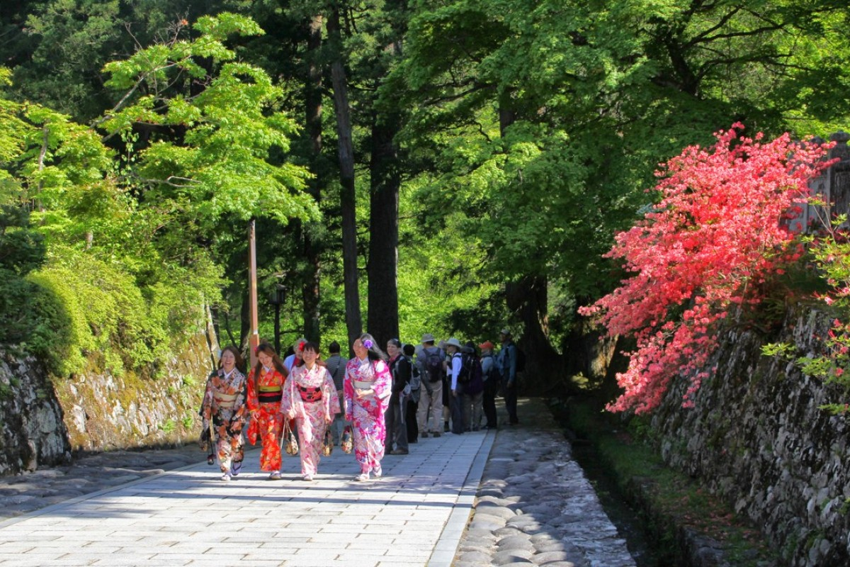 A walking tour in the footsteps of Japan's 17th-century poet Basho