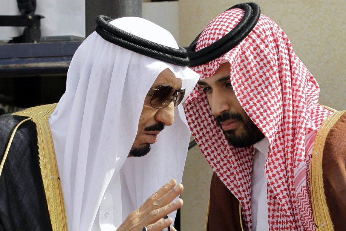 Is Saudi crown prince Mohammed bin Salman hiding his mother from the king?